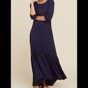 🌺NEW JUST IN! Ruffle Hem Maxi Dress!🌺